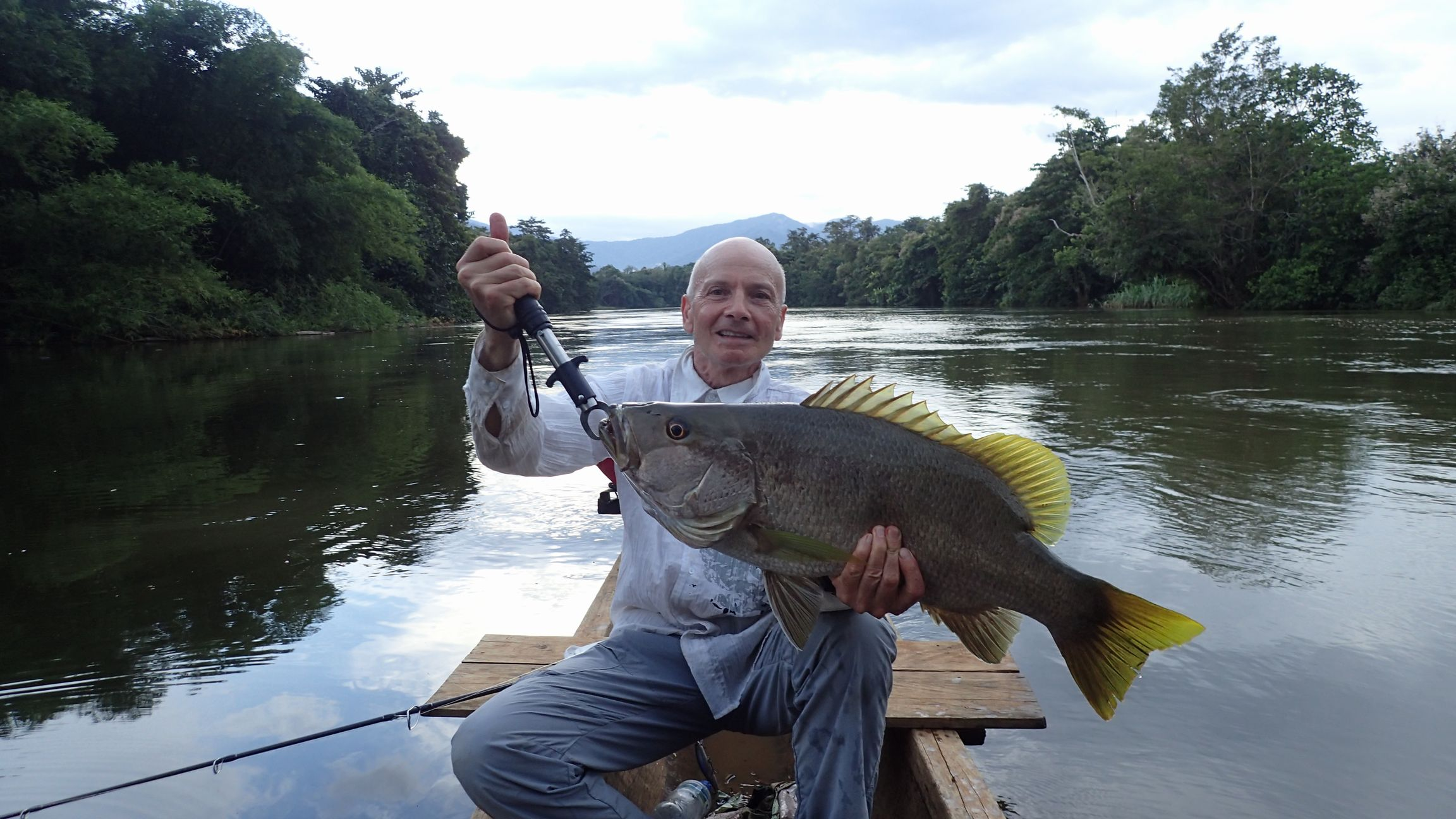 New fishing black river bass extreme outdoor yogyakarta for Outdoor fishing